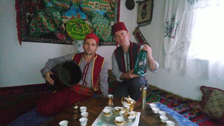 Kahva u podne: Bujrum kuća Ponjevići