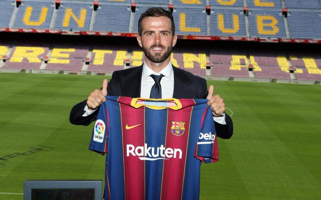 Miralem Pjanić prije odlaska u Barcelonu bio ponuđen još jednom velikanu