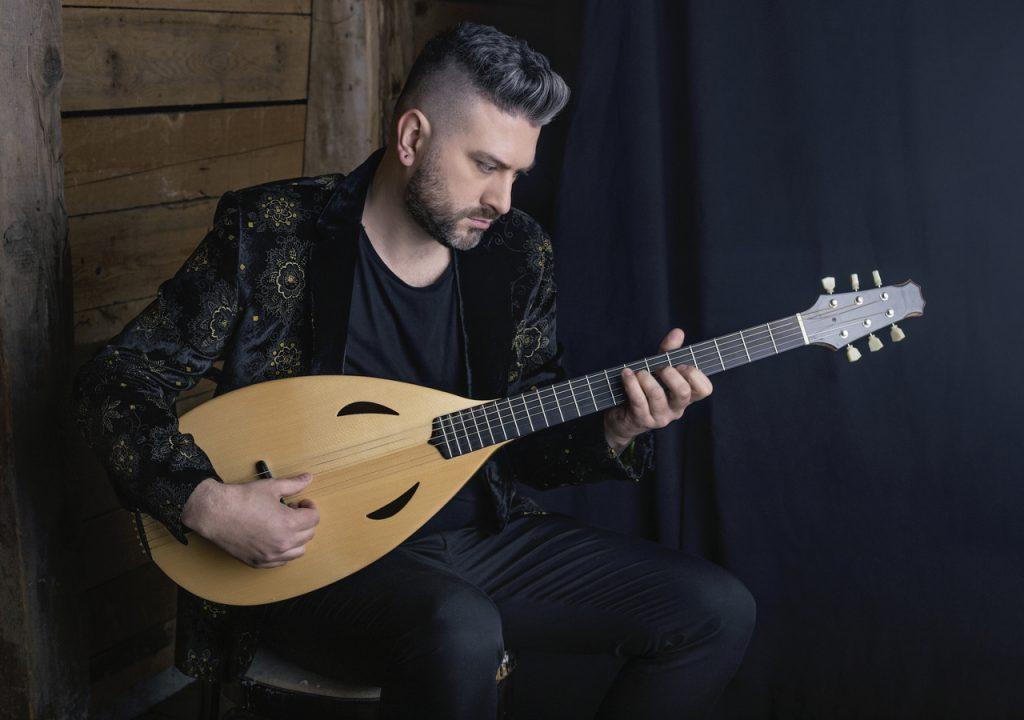 EH, DA SU MU DJED I OTAC OVO DOČEKALI: Damir Imamović proglašen najboljim umjetnikom Evrope