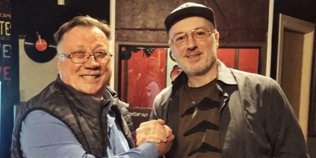 "BEŠLIĆ I VUCO SNIMILI SPOT ZA ROCK/SEVDALIJSKU PJESMU ""LJUBIO SAM NAJLJEPŠU"""