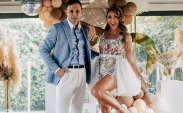 Hana Hadžiavdagić-Tabaković ponovo se vjenčala za supruga Tarika: Priredili nezaboravnu zabavu