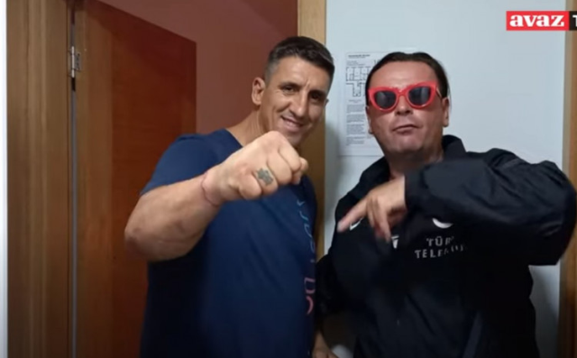 Kristijan Golubović: Ismet Ćelo je bio moj drug, a jajare neka pričaju šta hoće